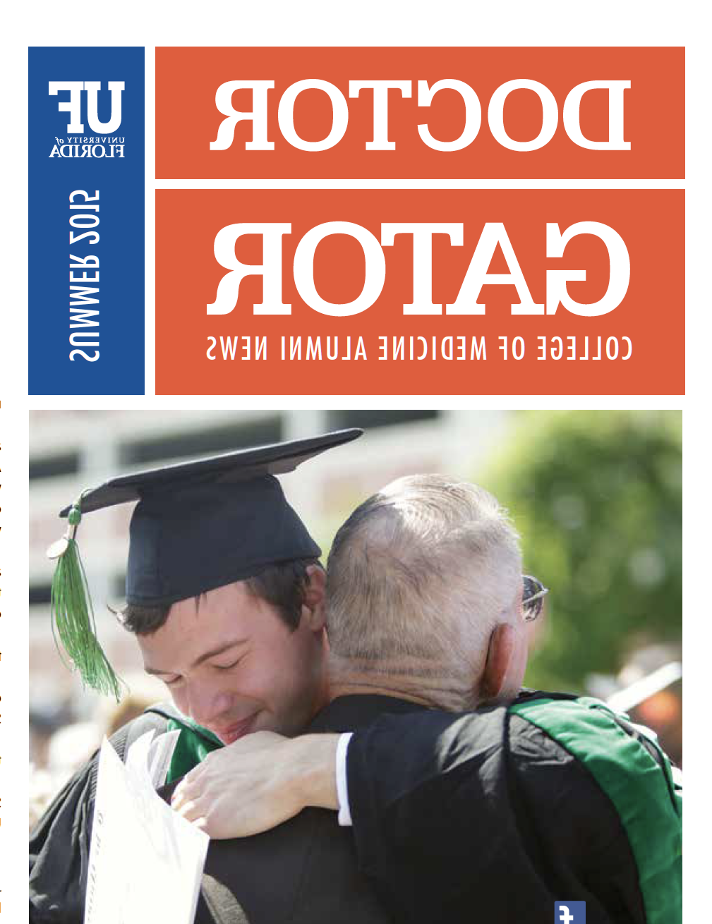 Cover for Summer 2015 Issue